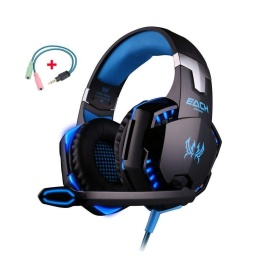 AURICULAR GAMER KOTION EACH G2000