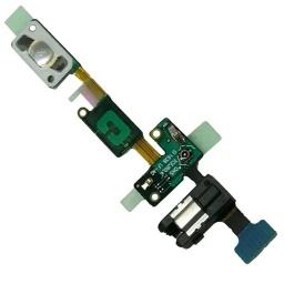 FLEX SAMSUNG J5 PRIME G570  (PULSADOR HOME INTERNO, SENSOR DE RETROCESO, JACK 3.5MM)