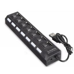 MULTIPLICADOR DE PUERTOS USB (X7)